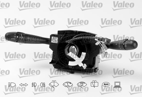 Commutateur de colonne de direction - VALEO - 251498