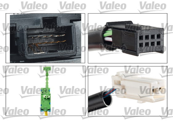 Commutateur de colonne de direction - VALEO - 251515