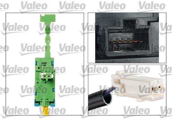Commutateur de colonne de direction - VALEO - 251517