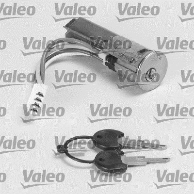 Serrure de blocage de la direction - VALEO - 252017