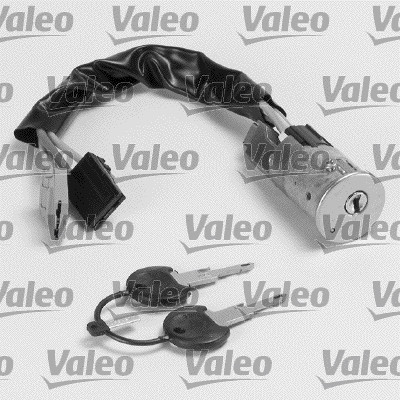 Serrure de blocage de la direction - VALEO - 252039