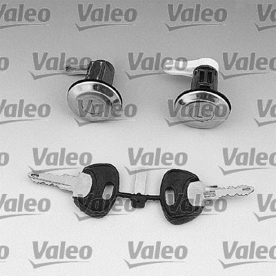 Jeu de cylindres de serrures - VALEO - 252060