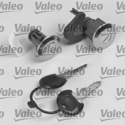 Jeu de cylindres de serrures - VALEO - 252151