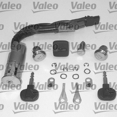 Jeu de cylindres de serrures - VALEO - 252181
