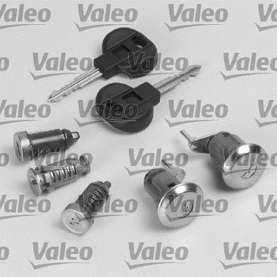 Jeu de cylindres de serrures - VALEO - 252186