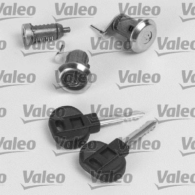 Jeu de cylindres de serrures - VALEO - 252388