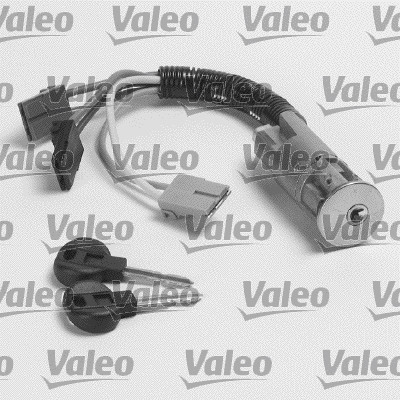Cylindre de fermeture, serrure de contact d'allumage - VALEO - 252521