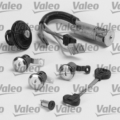 Jeu de cylindres de serrures - VALEO - 252526