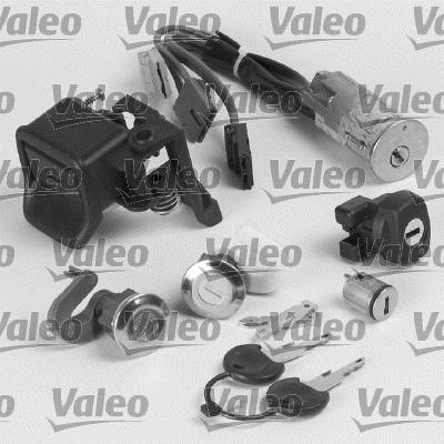 Jeu de cylindres de serrures - VALEO - 252580