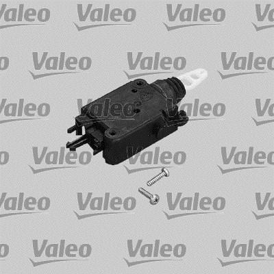 Élément d'ajustage, verrouillage central - VALEO - 256371