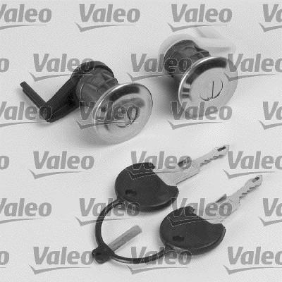 Jeu de cylindres de serrures - VALEO - 256521