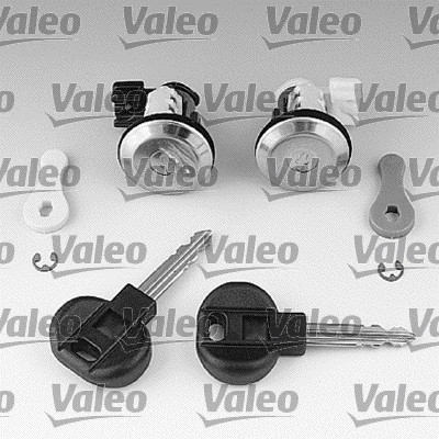 Jeu de cylindres de serrures - VALEO - 256537