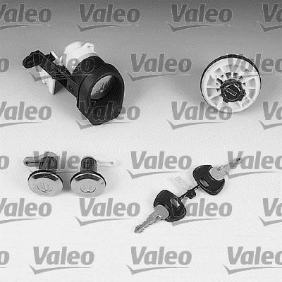 Jeu de cylindres de serrures - VALEO - 256585