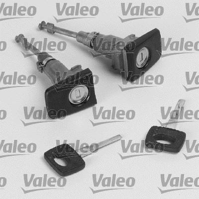 Jeu de cylindres de serrures - VALEO - 256632