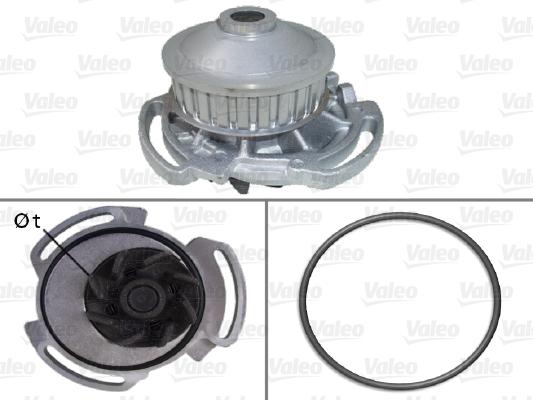 Pompe à eau - VALEO - 506013