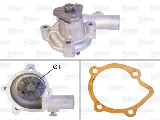 Pompe à eau - VALEO - 506032