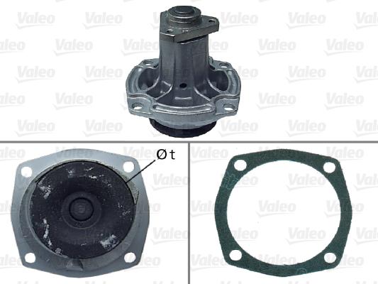 Pompe à eau - VALEO - 506036