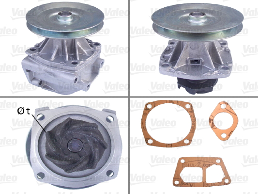 Pompe à eau - VALEO - 506075
