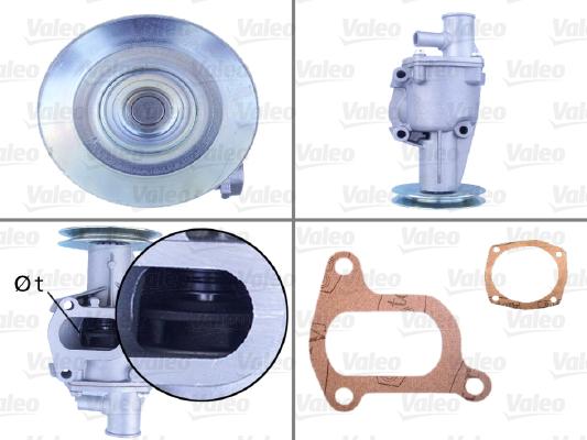 Pompe à eau - VALEO - 506079