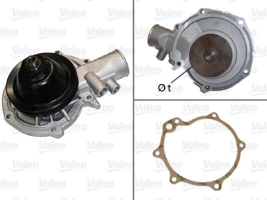 Pompe à eau - VALEO - 506084