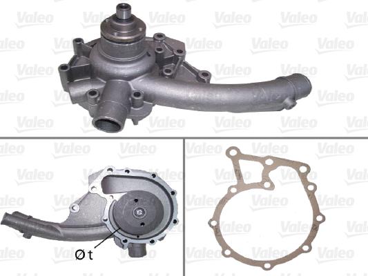 Pompe à eau - VALEO - 506095