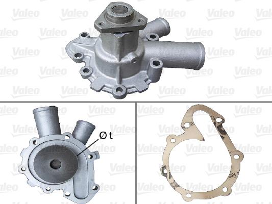 Pompe à eau - VALEO - 506102