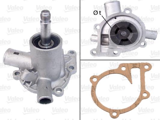 Pompe à eau - VALEO - 506108