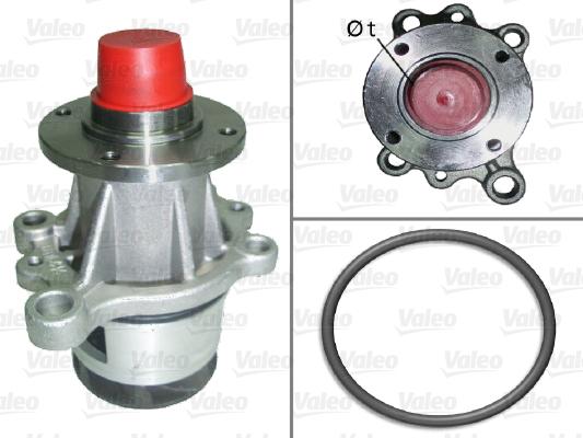 Pompe à eau - VALEO - 506109