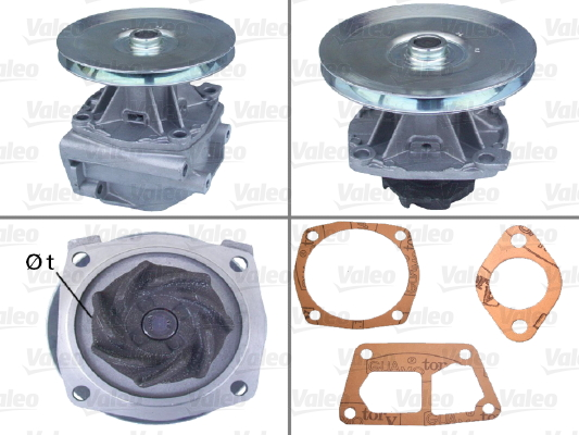 Pompe à eau - VALEO - 506119