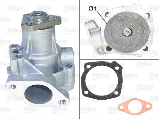 Pompe à eau - VALEO - 506123