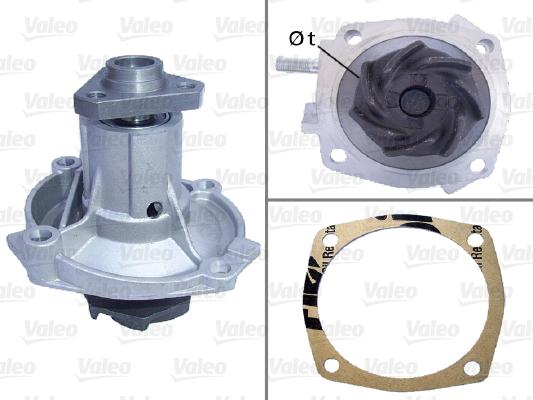 Pompe à eau - VALEO - 506148