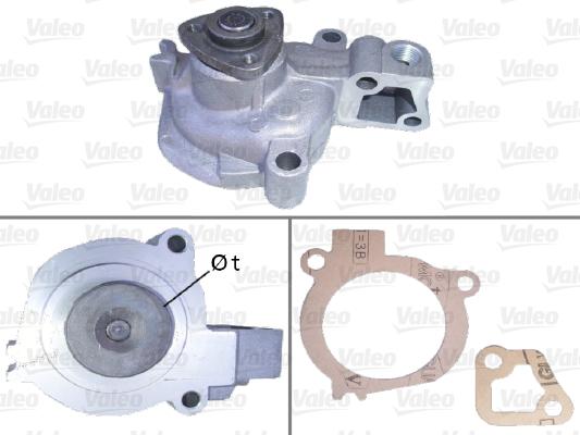 Pompe à eau - VALEO - 506165