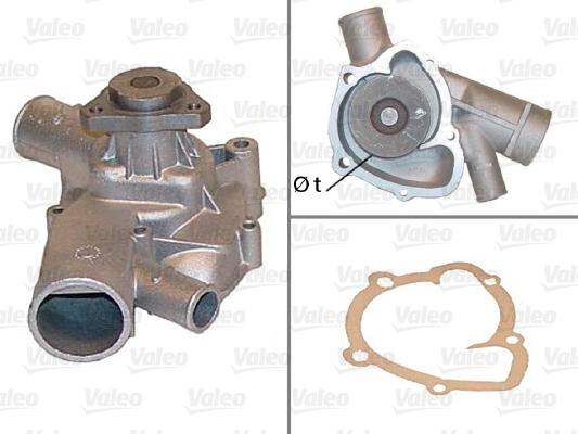 Pompe à eau - VALEO - 506186