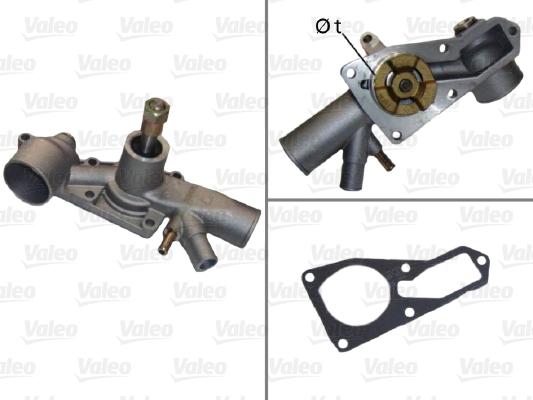Pompe à eau - VALEO - 506254