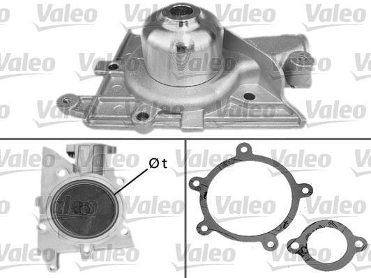 Pompe à eau - VALEO - 506256