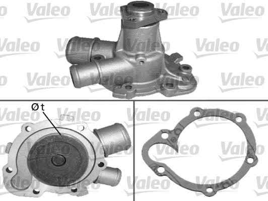 Pompe à eau - VALEO - 506286