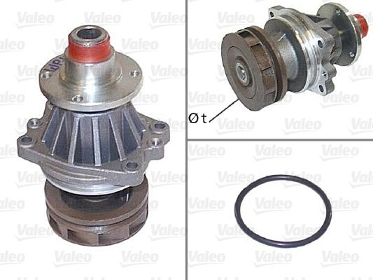 Pompe à eau - VALEO - 506289