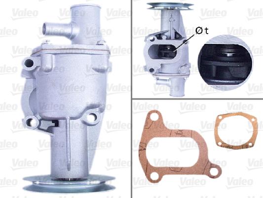 Pompe à eau - VALEO - 506294