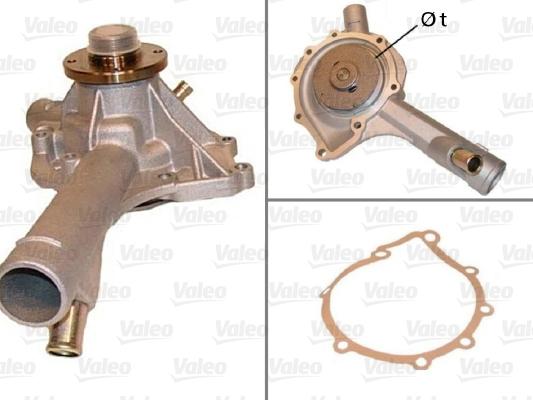 Pompe à eau - VALEO - 506306