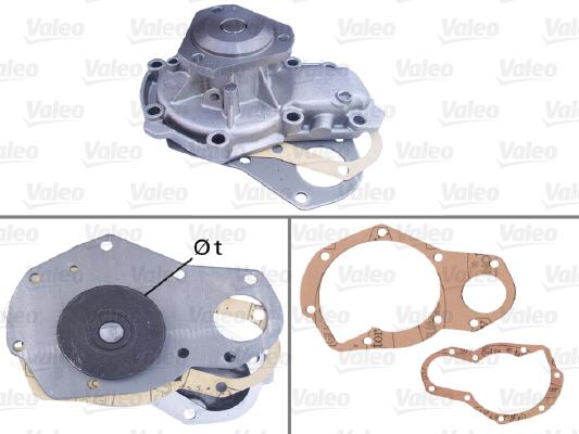 Pompe à eau - VALEO - 506311