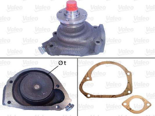 Pompe à eau - VALEO - 506360