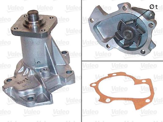 Pompe à eau - VALEO - 506390