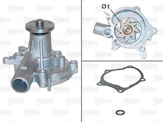 Pompe à eau - VALEO - 506405