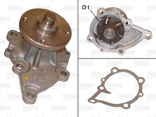 Pompe à eau - VALEO - 506416
