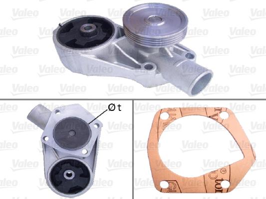 Pompe à eau - VALEO - 506522