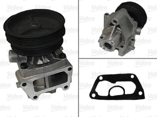 Pompe à eau - VALEO - 506523