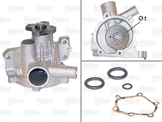 Pompe à eau - VALEO - 506528