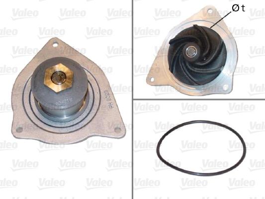 Pompe à eau - VALEO - 506616