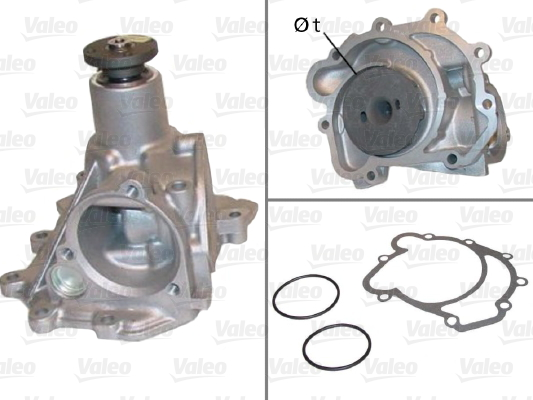 Pompe à eau - VALEO - 506632