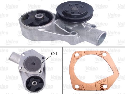 Pompe à eau - VALEO - 506634